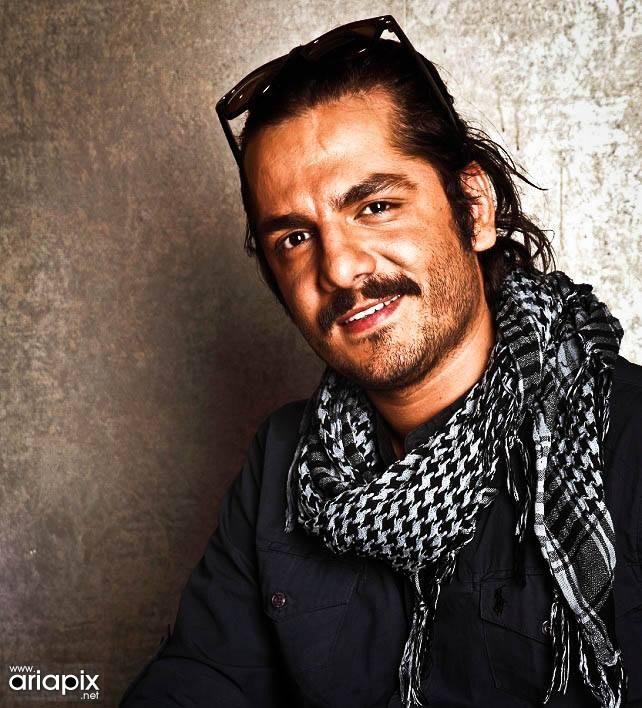 جدیدترین عکسهای عباس غزالی