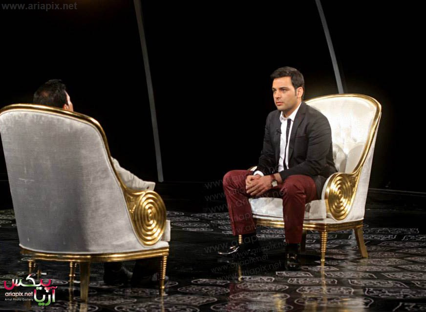 عکسهای منتخب برنامه ماه عسل 92 احسان علیخانی