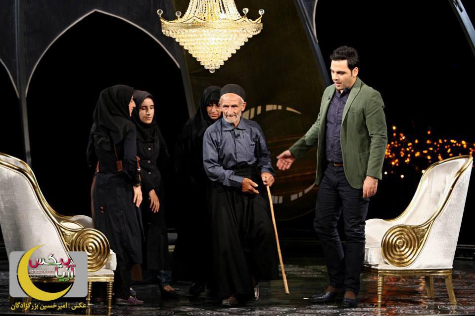 عکسهای برنامه ماه عسل 92 با اجرای احسان علیخانی (2)