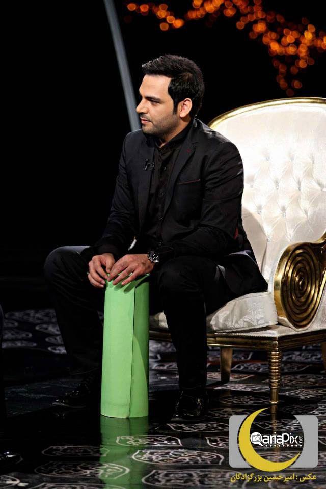 عکسهای پشت صحنه و مهمانان برنامه ماه عسل 92 احسان علیخانی