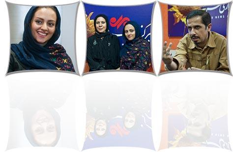 عکسهای نشست خبری سریال خروس
