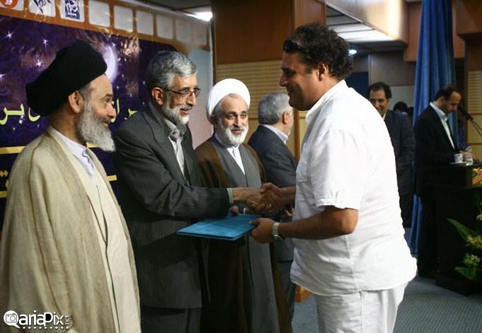 مراسم تجلیل از برنامه های ماه رمضان 92