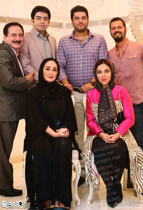 عکس بازیگران مهر 92