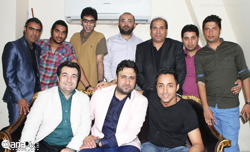 عکسهای کنسرت محمد علیزاده در بندرعباس مهر 92