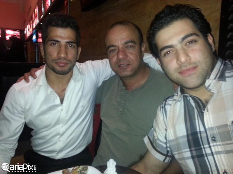 شاهین جمشیدی,عکسهای  شاهین جمشیدی مجری ایرانی