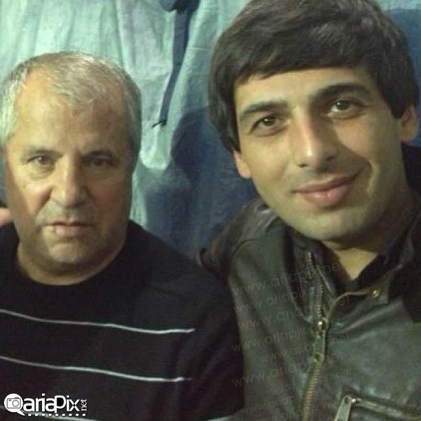 جدیدترین عکسهای حمید گودرزی بازیگر مرد ایرانی