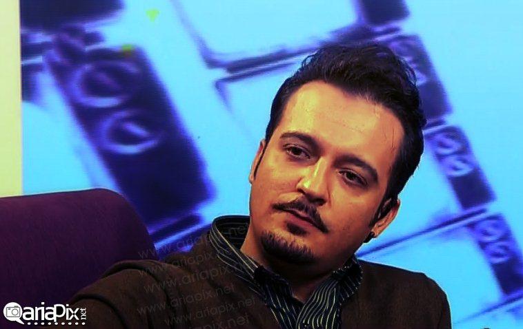 محمد سلوکی مجری,عکس جدید از محمد سلوکی مجری ایرانی,جدیدترین عکس از محمد سلوکی