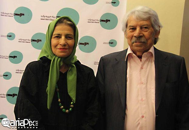 بازیگران ایرانی در خیریه برکت