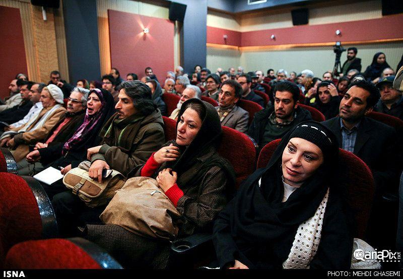 تصاویر دیدار وزیر کشور با بازیگران و سینماگران در خانه سینما آذر 1392