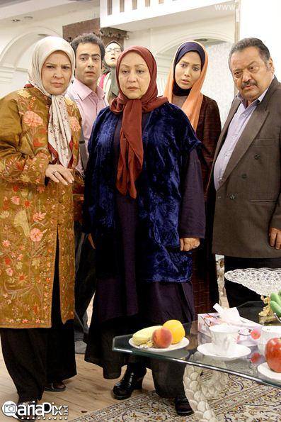 سریال تلویزیونی باغ سرهنگ