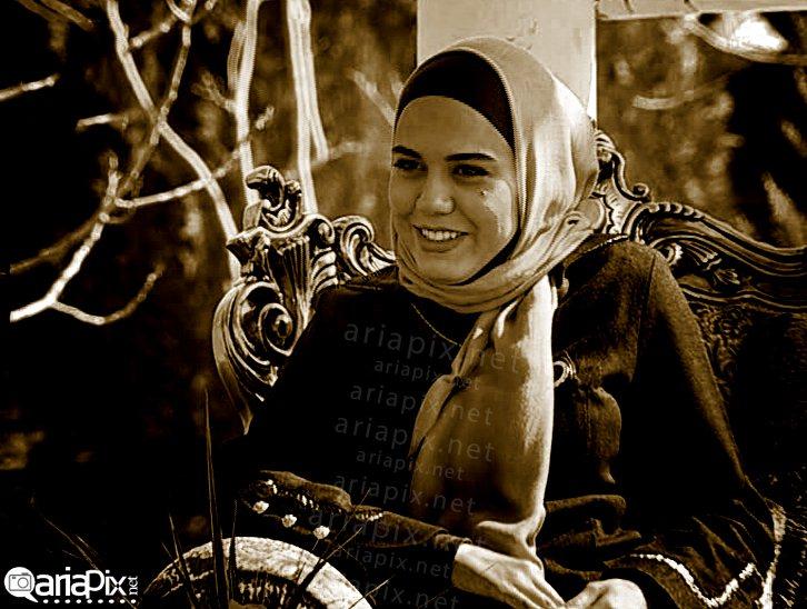 مهران احمدی و آزاده زارعی بازیگر در زنده رود
