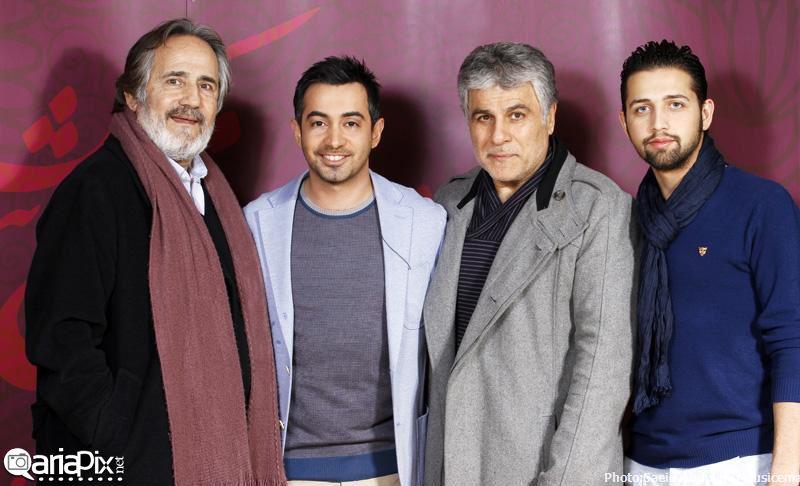 عکس های اولین کنسرت امیر یگانه خواننده