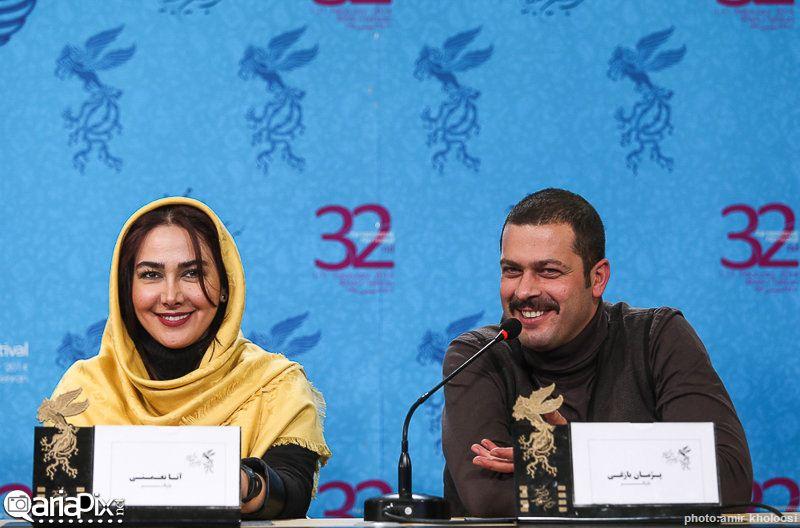 نشست خبری فیلم انارهای نارس