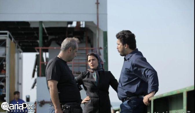 فیلم آرایش غلیط با بازیگری حامد بهادا,طناز طباطبایی