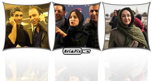 در حاشیه سی و دومین جشنواره فیلم فجر ۹۲ / عکسها