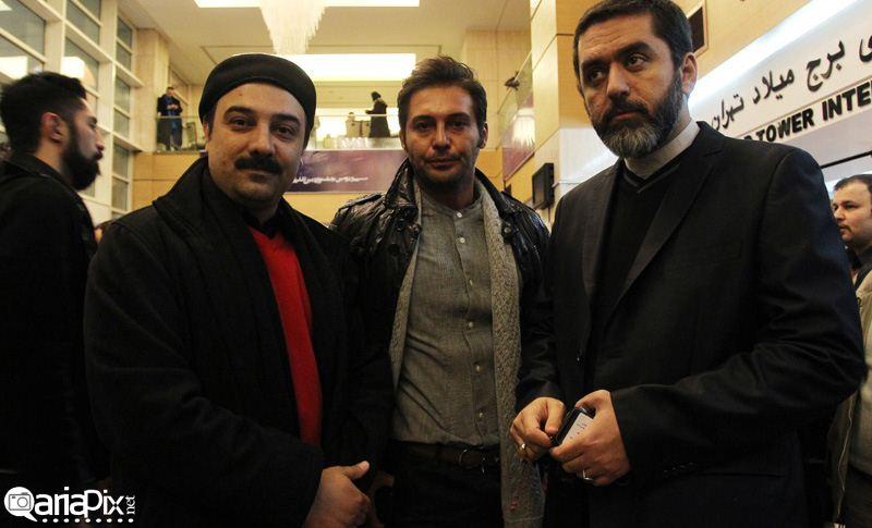 بازیگران و عوامل فیلم معراجی ها در جشنواره فیلم فجر