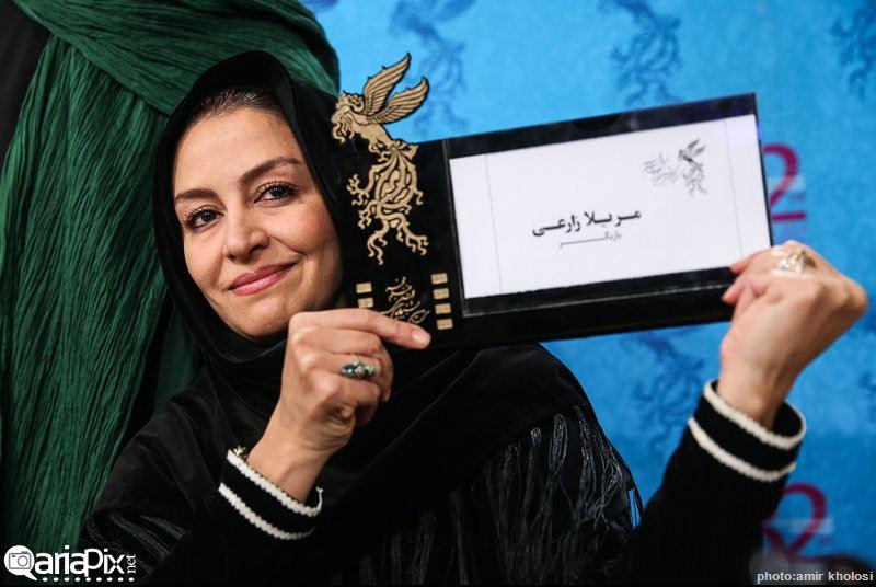 مریلا زارعی / جشنواره فیلم فجر 1392