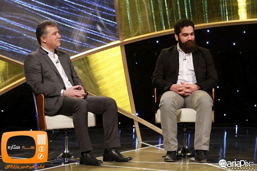 حضور خوانندگان و اهالی موسیقی در سه ستاره شبکه سه