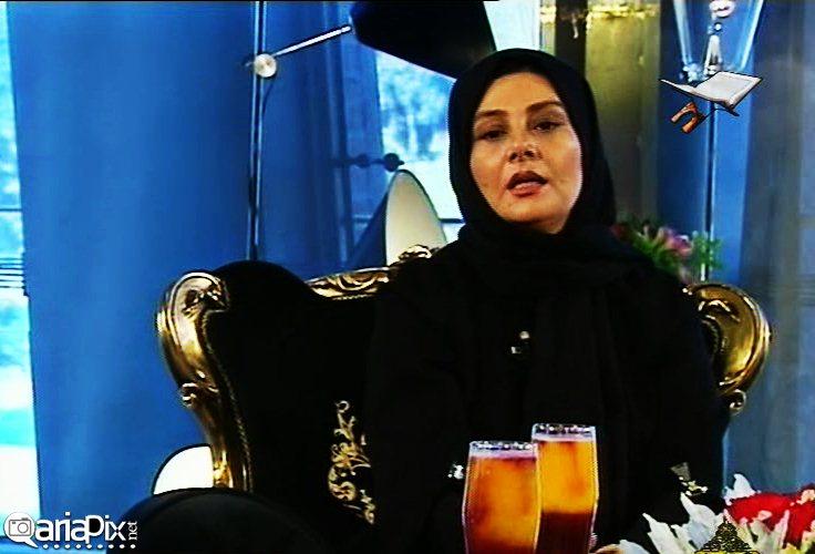 هنگامه قاضیانی بازیگر زن در خوشا شیراز