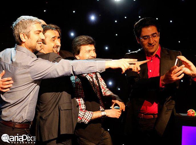 ویژه برنامه رادیو هفت نوروز 93 با حضور بازیگران