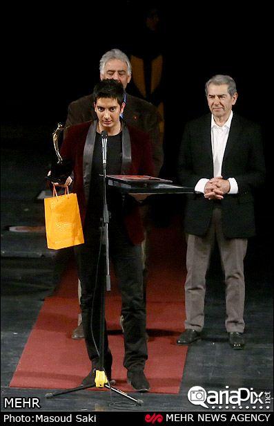 مراسم اهدای تندیس انسانیت به بازیگران خوانندگان و ورزشکاران