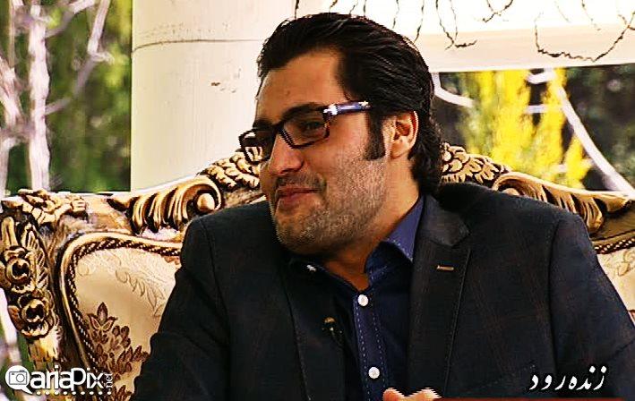 عکس از امیر محمد زند بازیگر مرد