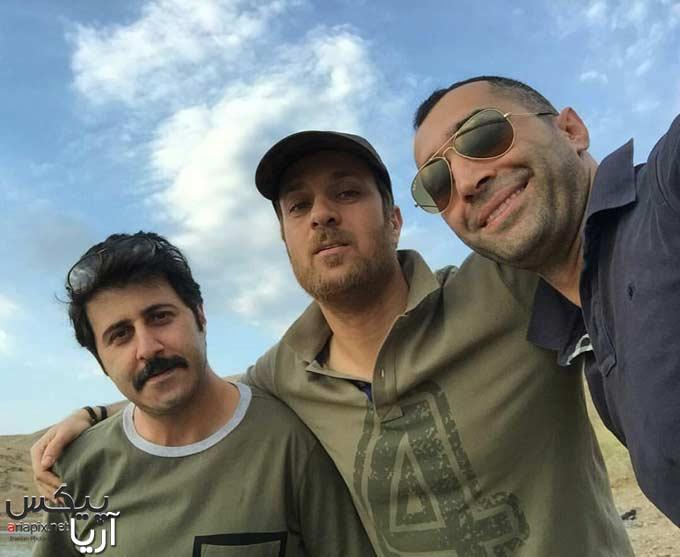 پشت صحنه علی البدل, محل فیلمبرداری علی البدل